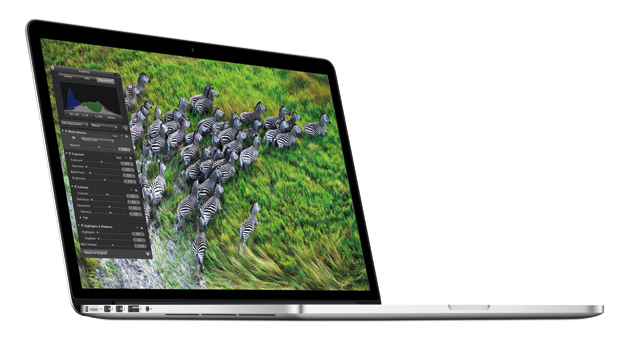 15-inch MacBook Pro with Retina display