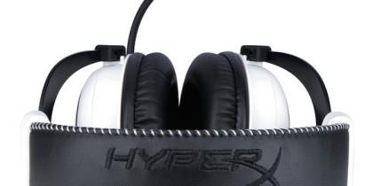 Kingston HyperX Cloud White Edition