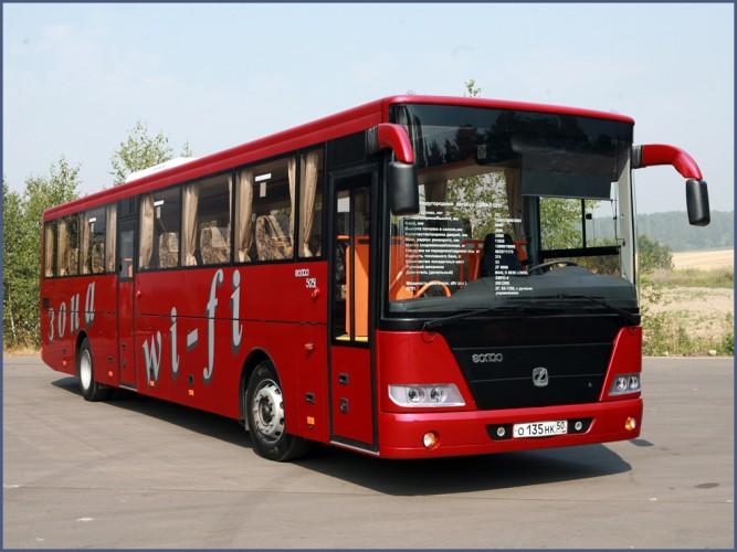 Setra TopClass 500