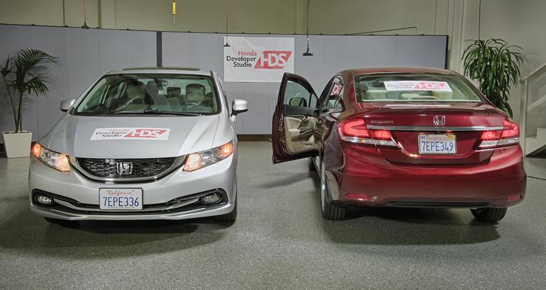 Honda Launches Honda Developer Studio
