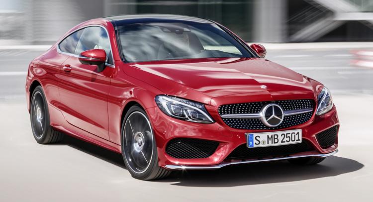 2017-Mercedes-C-Class