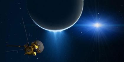 Cassini-Spacecraft
