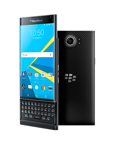 Here Comes The Legend BlackBerry Priv