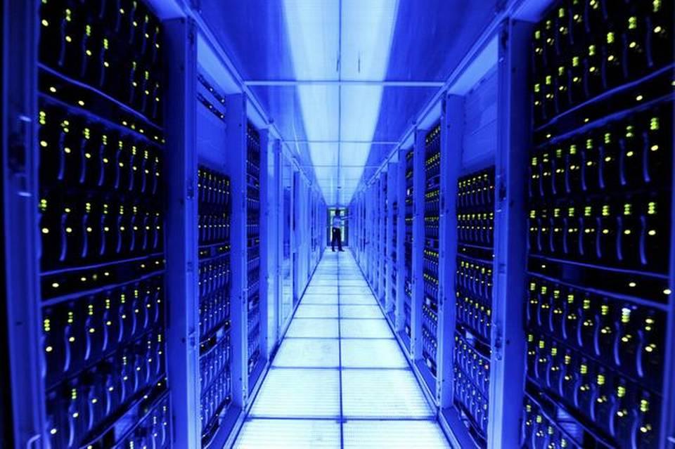 Computer Hosting Servers
