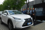 lexus hybrid one million sales