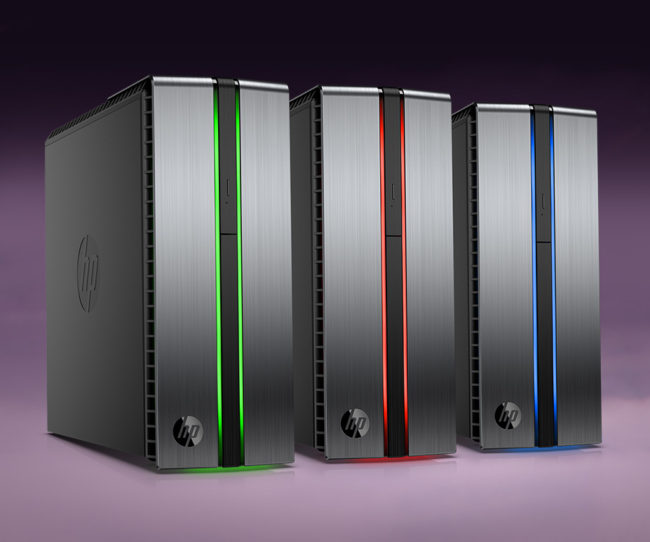 HP ENVY Phoenix 860 Desktop PC