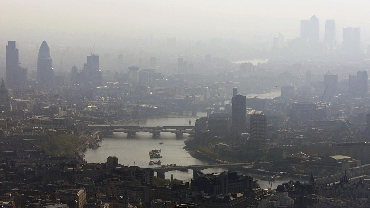 London's war against air pollution