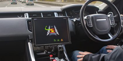 Driving Towards More TechnologyDriving Towards More Technology