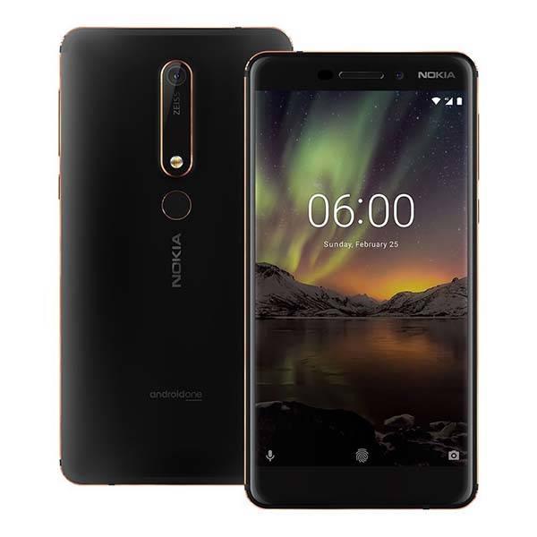 Nokia 6.1 Smartphone