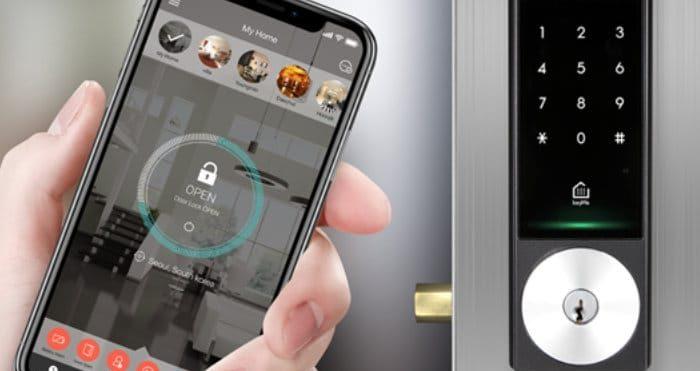 KeyWe-Smart-Lock