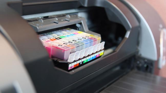 Save Printer Ink at Home