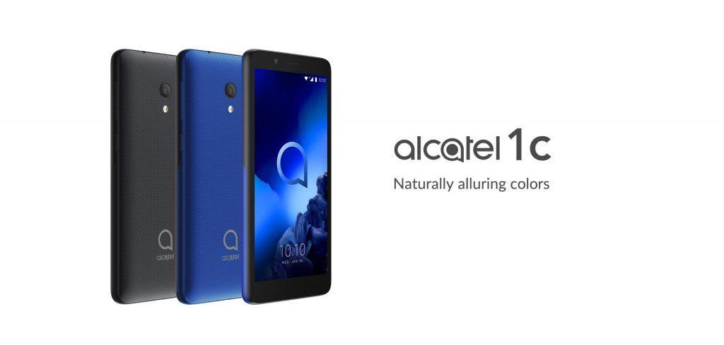 Alcatel 1c (2019)