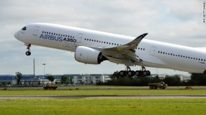 A350 XWB MSN001