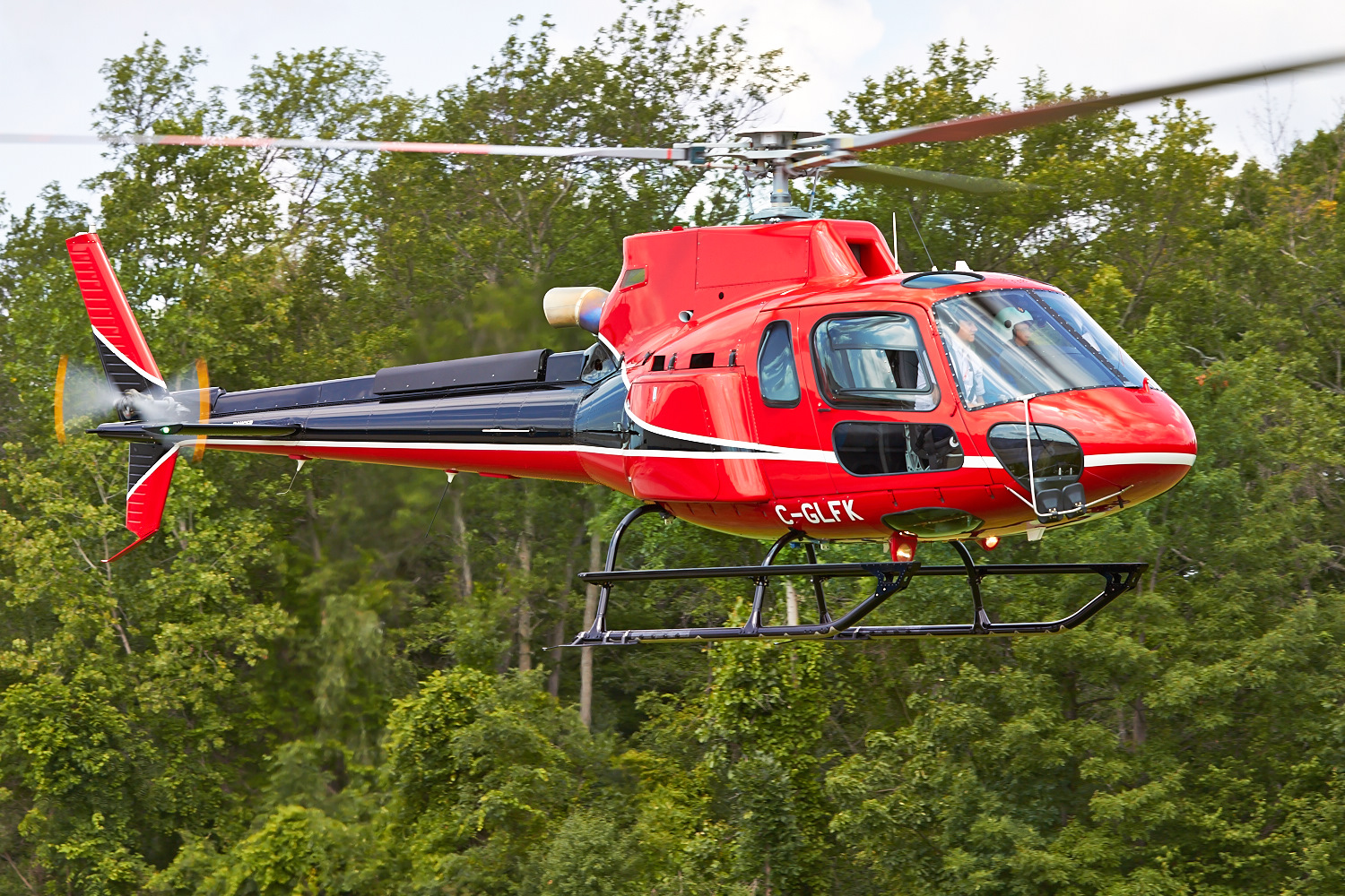 Derazona Helicopters AS350 B3e