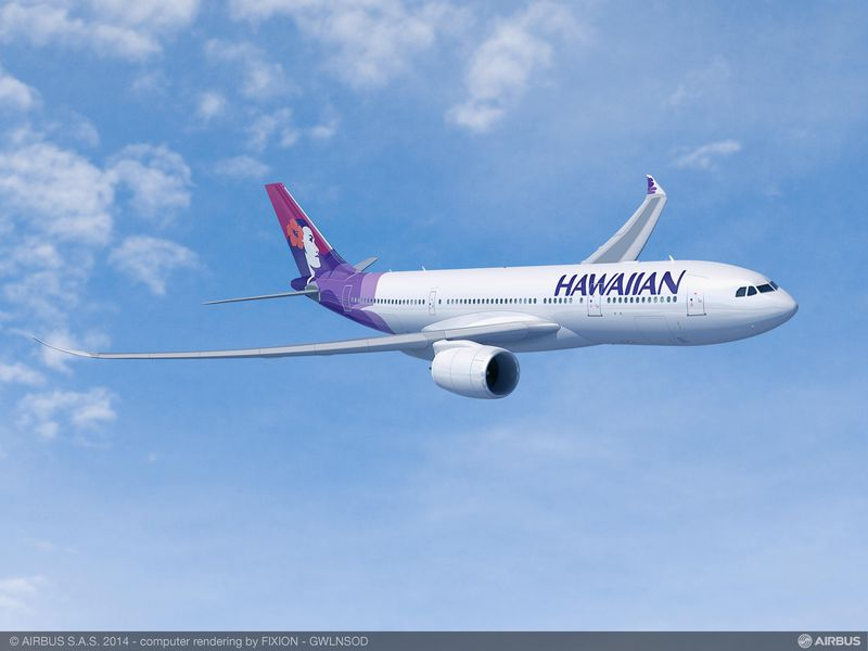 Hawaiian Airlines A330-800neo