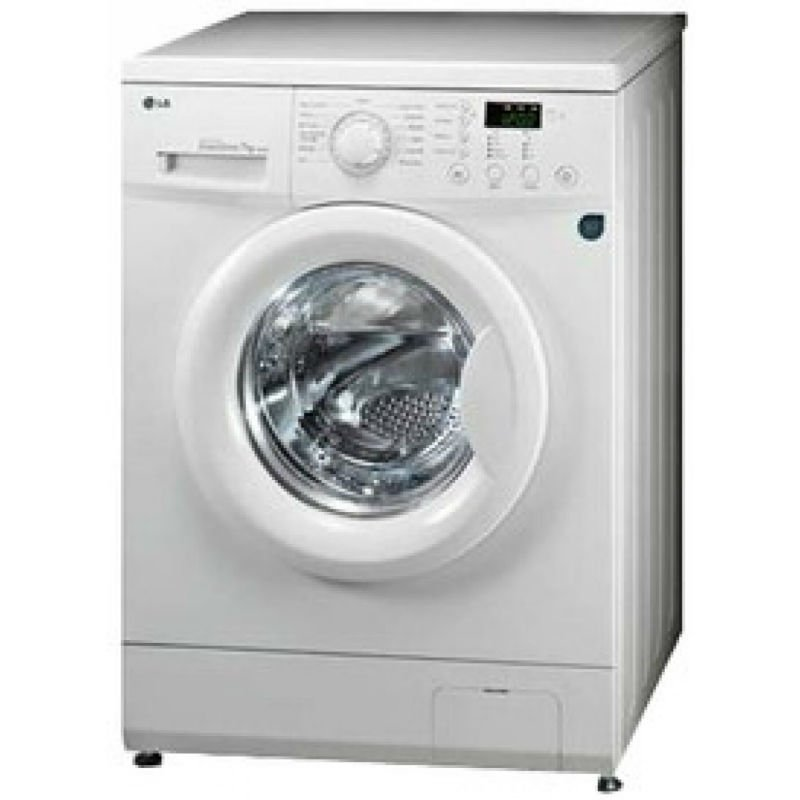 LG Front Loading Automatic Washing