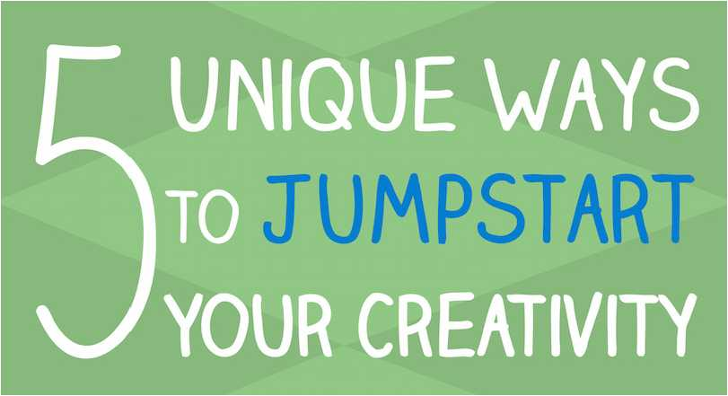 Give Your Creativity a Boost