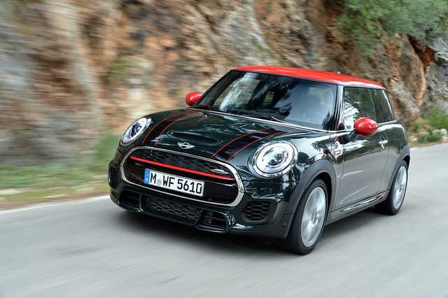 MINI JCW Hatch