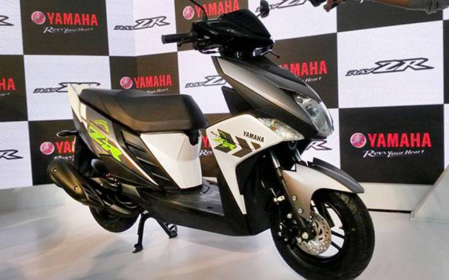 Yamaha-Cygnus-Ray-ZR scooter