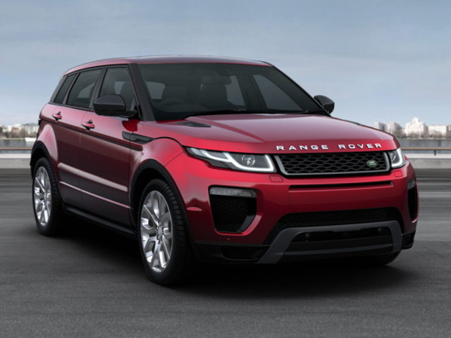 Range Rover Evoque Enhanced With More Ideas