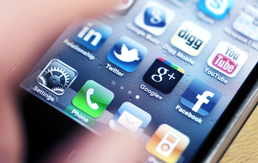 growing use of social media networking