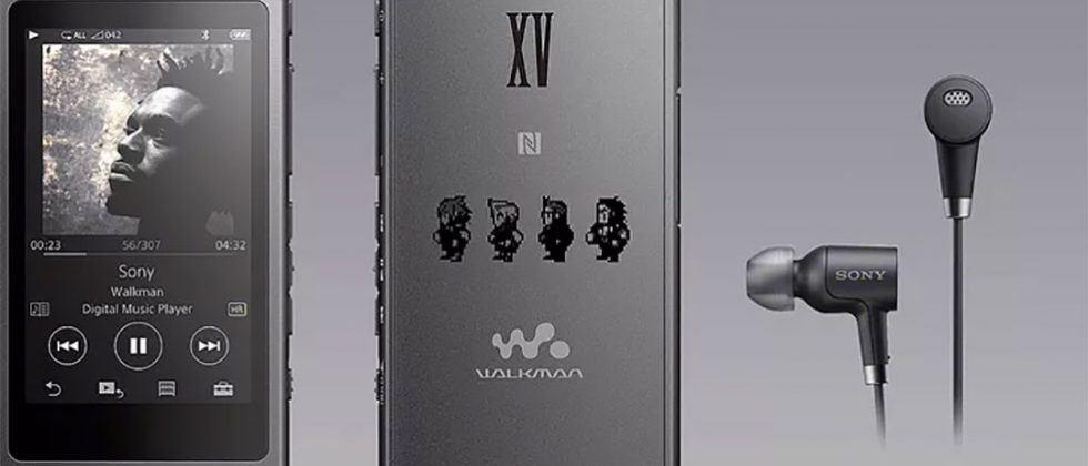 Sony Final Fantasy XV Walkman