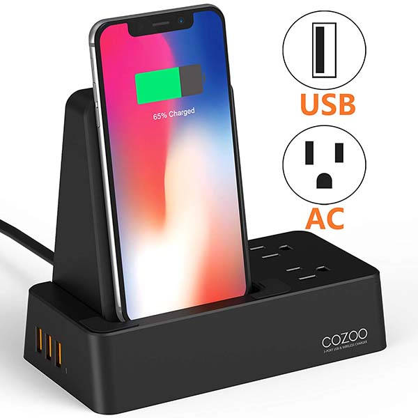 cozoo_wireless_charging_dock_with_2_ac_outlets